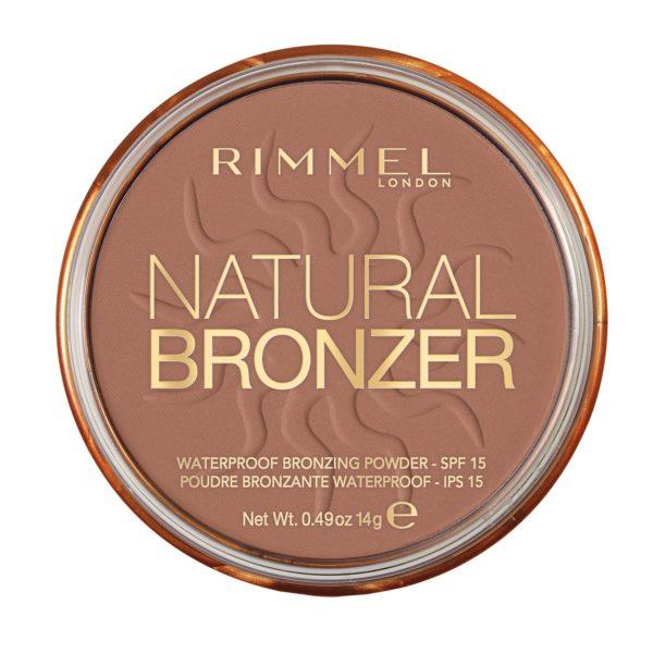 rimmel natural bronzer 026