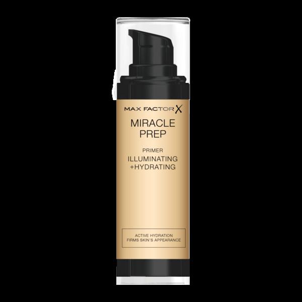 Max Factor Miracle Prep Illuminating Hydrating Primer
