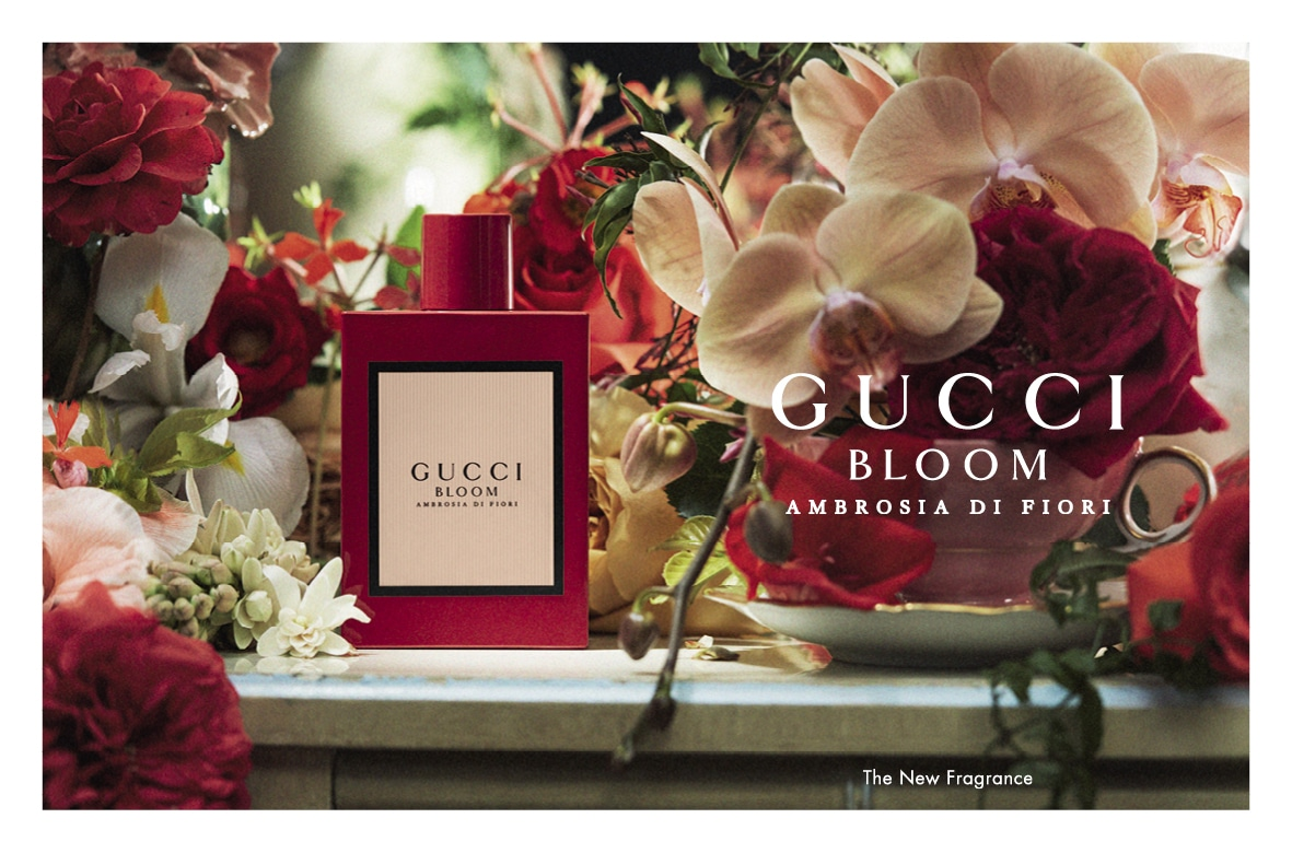 Foto Di Fiori.Gucci Bloom Ambrosia Di Fiori Cosmetics Fragrances