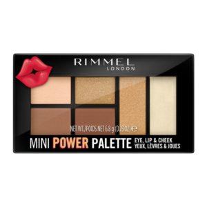 rimmel sassy power palette
