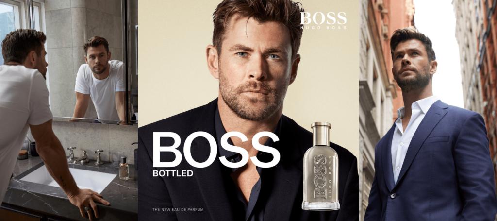 boss bottled eau de parfum new